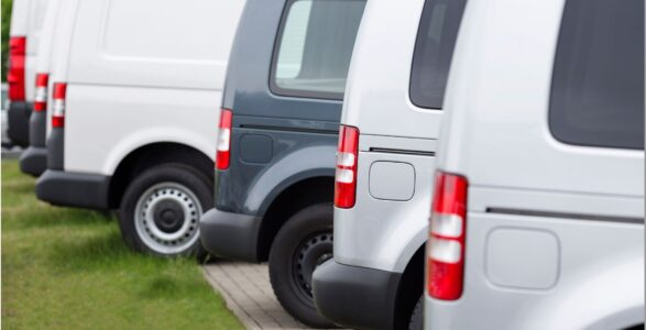 New Business Vehicle Leasing