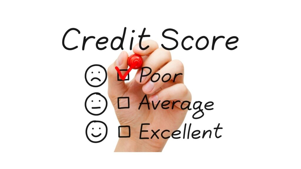 Improve Your Poor Credit Score