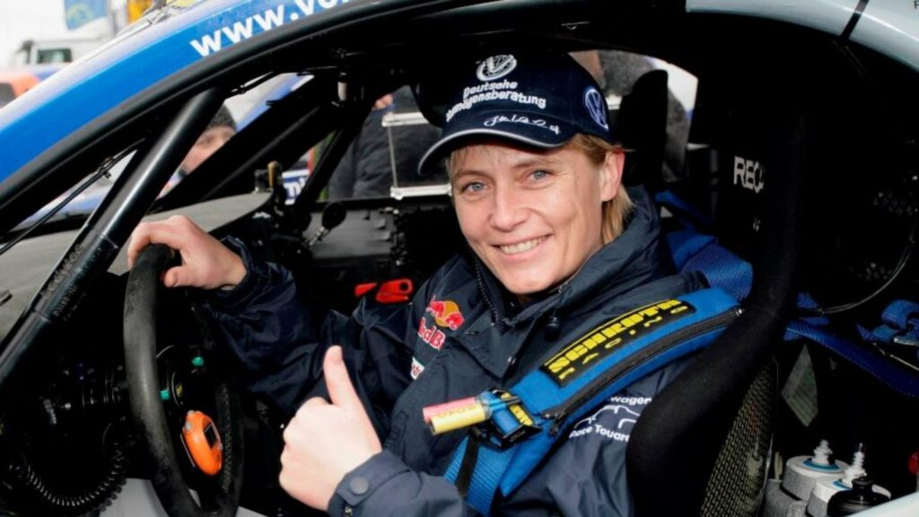 Female Racing Drivers