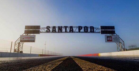 Santa Pod Raceway