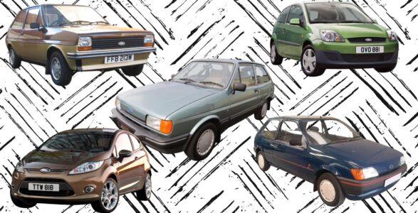 Ford Fiesta History