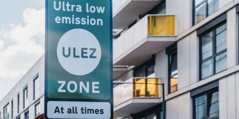 ULEZ - Ultra Low Emission Zone