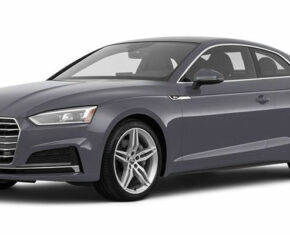 Audi A5 Coupe car lease from Compass Vehicle Services Ltd
