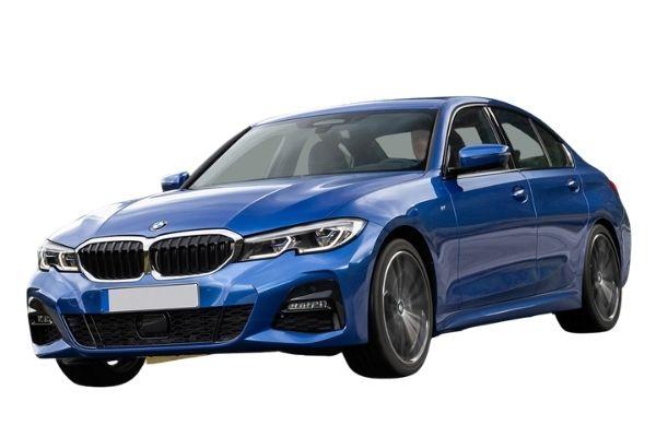 BMW 3 Series side blue (1)