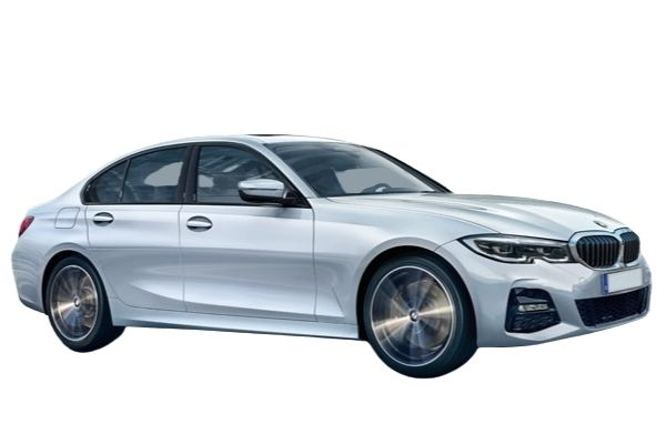 BMW 3 Series side view (1)