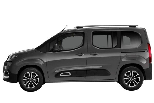 Citroen Berlingo Van side view