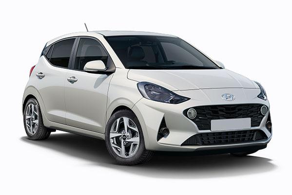 Hyundai i10 Silver