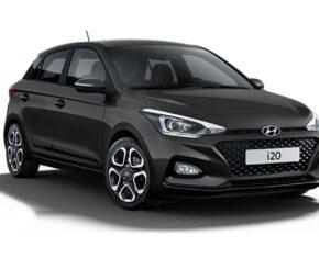 Hyundai i20 Black