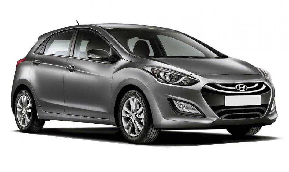 Hyundai i30 Grey