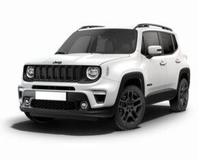 Jeep Renegade White