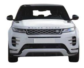 Land Rover Range Rover Evoque White - Front View