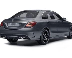 Mercedes C Class Grey