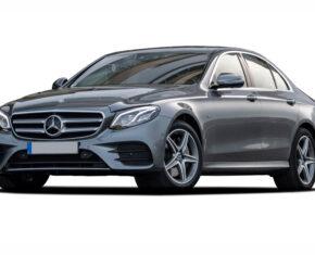 Mercedes C Class Front view