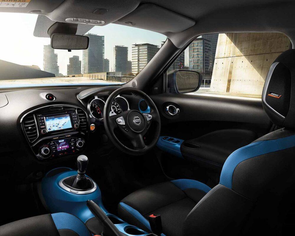 Nissan Juke 2018 Interior