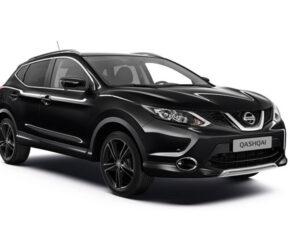 Nissan Qashqai Black