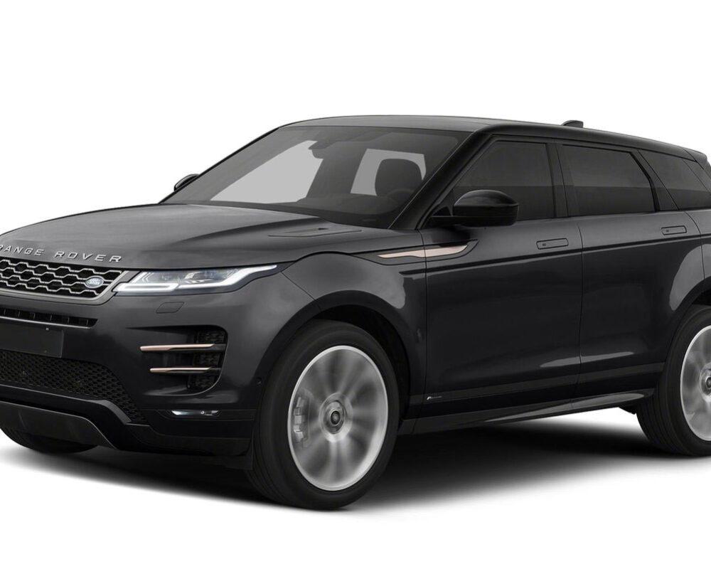Land Rover Range Rover Evoque Black
