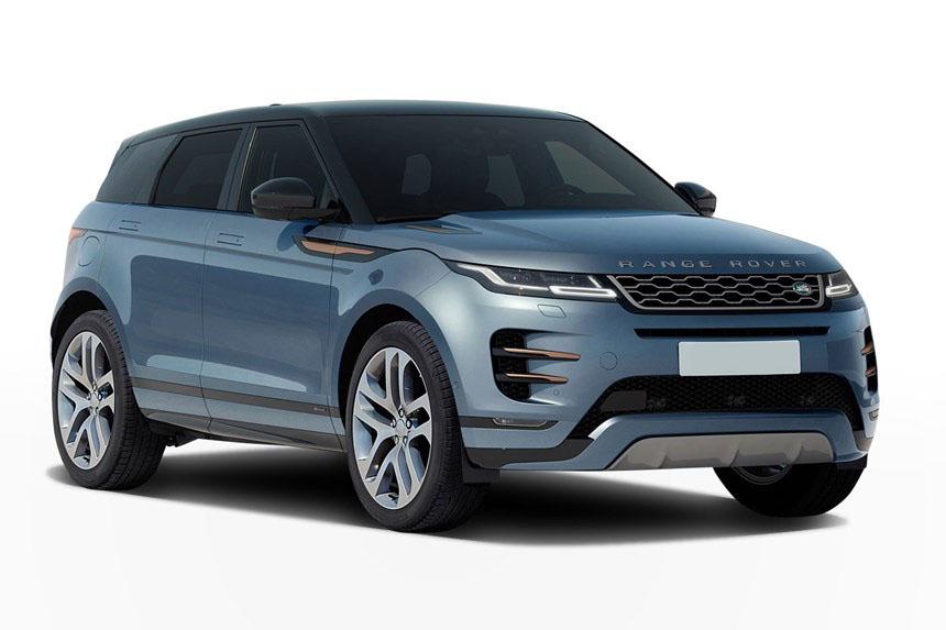 Land Rover Range Rover Evoque Blue