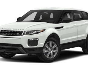 Land Rover Range Rover Evoque White