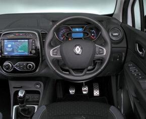 Renault Captur 2018 Interior