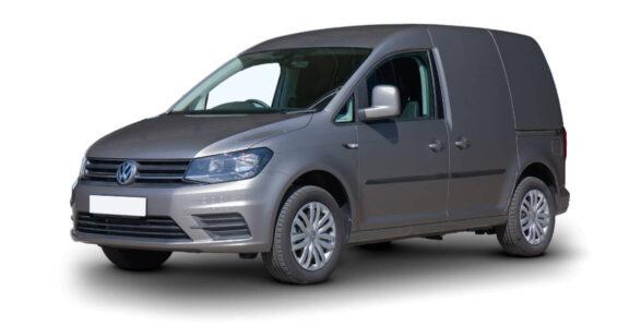 VW Caddy Van Grey