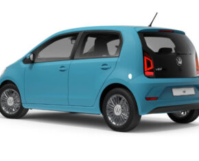 VW Up Blue