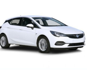 Vauxhall Astra White Side