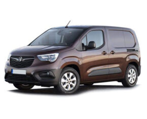 Vauxhall Combo Van Brown