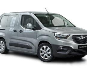 Vauxhall Combo Van Grey