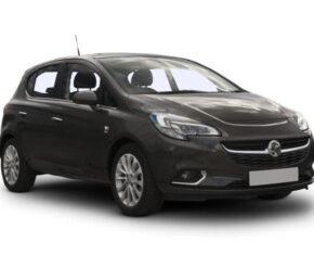 Vauxhall Corsa Design Black
