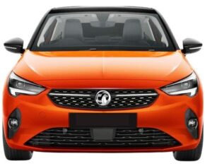 Vauxhall Corsa Front View (1)