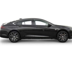Vauxhall Insignia Black Side