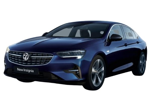 Vauxhall Insignia Front and Side View