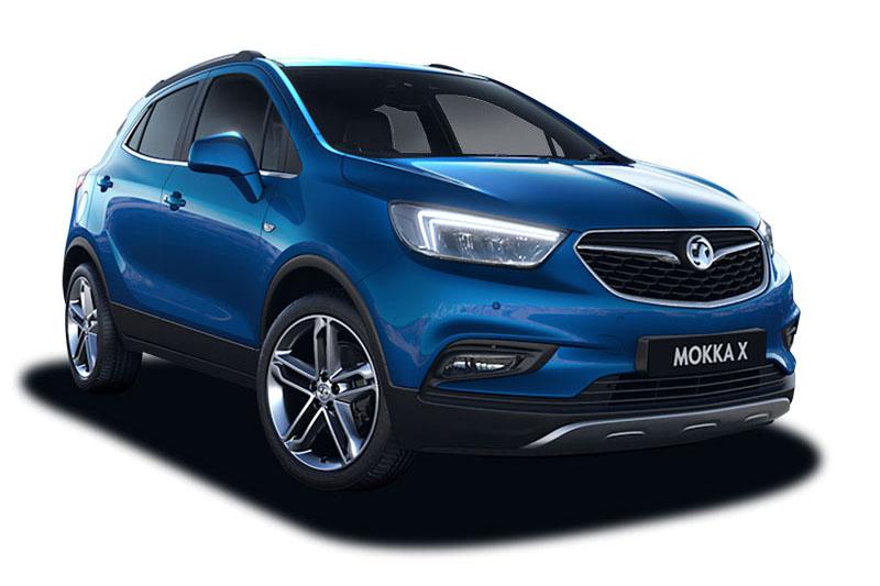 Vauxhall Mokka Blue