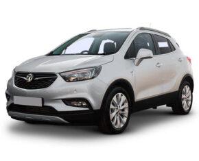 Vauxhall Mokka Silver Front