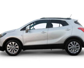 Vauxhall Mokka Silver Side