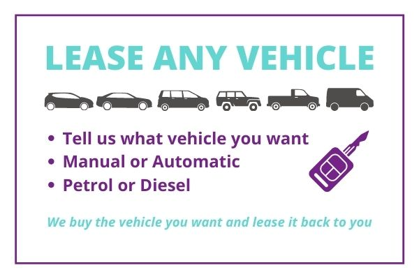 Lease Any Vehicle