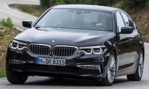Image of a BMW 3 series