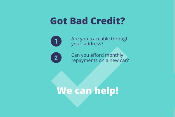 Bad Credit Car Leasing. Got Bad Credit? Decision not based on credit score.