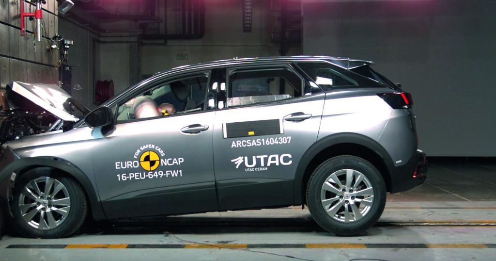 vehicle safety NCAP
