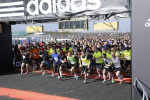 Silverstone race track - Marathon running