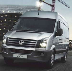 VW Crafter Van Review