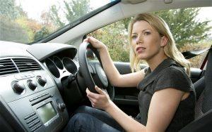 Women Drivers - Female driving