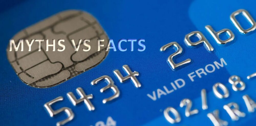 Credit Myths vs Facts