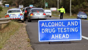 drug driving laws - police checks roadside