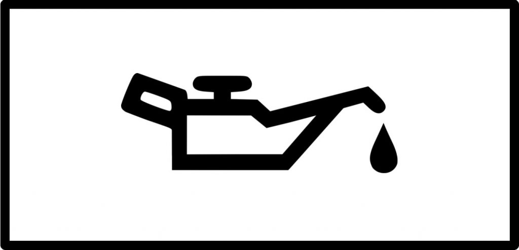 check your engine oil