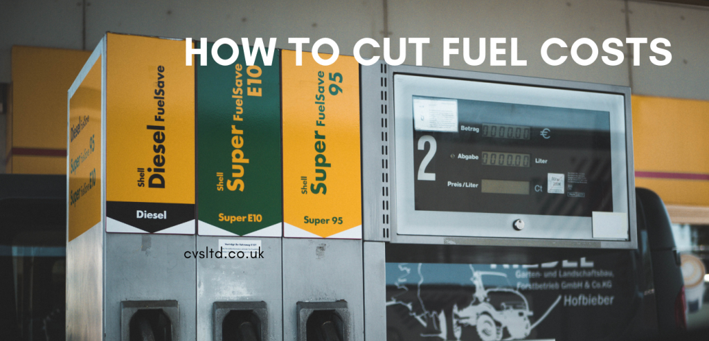 how to cut fuel costs