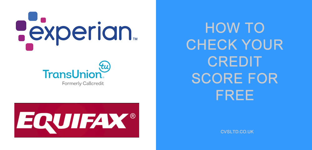 how to check credit score free