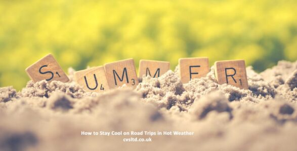 How to Keep Cool on Road Trips in Hot Weather