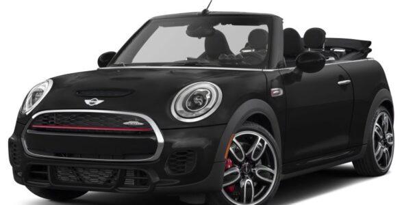 Mini soft top new 2017 model in black