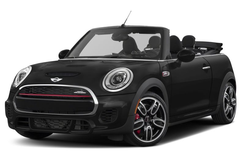 Mini soft top new 2017 model in black